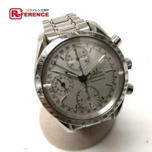 OMEGA オメガ 3521.30 スピードマスター 腕時計 シルバー メンズ 【中古】 reference