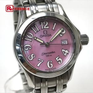 OMEGA オメガ 2581.66 シーマスター 120M 小物 腕時計 シルバー レディース 【中古】 reference
