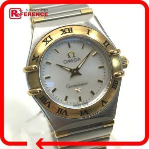 OMEGA オメガ 1362.70 コンステレーション ミニ コンビ 腕時計 シルバー×ゴールド レディース 【中古】 reference