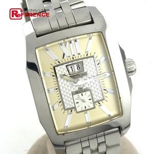 BREITLING ブライトリング ベントレー フライングB No.3 メンズ腕時計 SS シェルローマインデックス 自動巻き A16362 中古|reference