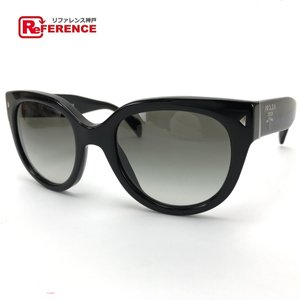 PRADA プラダ SPR170 サングラス ブラック レディース 【中古】|reference
