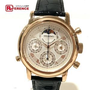 SHELLMAN シェルマン メンズ腕時計 クロノグラフ 腕時計 ゴールド メンズ 【中古】|reference