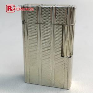 S.T.Dupont エス・テー・デュポン 喫煙具 ライン1L ライター シルバー ユニセックス 【中古】|reference
