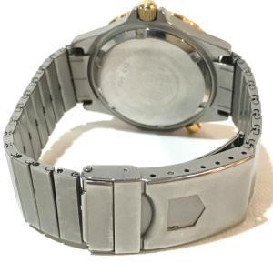 TAG HEUER タグホイヤー 895.413 エアラインGMT  デイト プロフェッショナル 腕時計 シルバー メンズ 【中古】|reference|04
