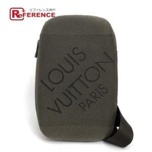 LOUIS VUITTON ルイ・ヴィトン M93500 マージュ ダミエジェアン ボディバッグ テール グレー ユニセックス 【中古】|reference
