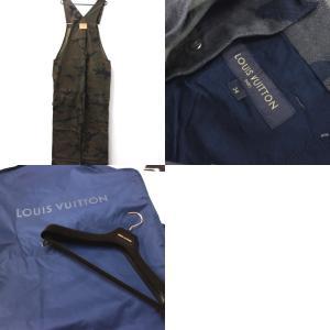 LOUIS VUITTON ルイ・ヴィトン 1A3FEO ルイヴィトン×シュプリーム モノグラム オーバーオール メンズ 【新品】|reference|06