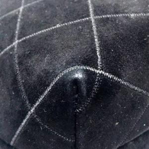 Salvatore Ferragamo サルヴァトーレフェラガモ キルティング ショルダーバッグ ブラック レディース 【中古】|reference|08