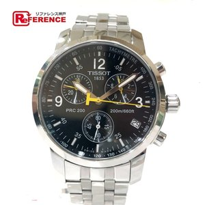 TISSOT ティソ T461 クロノグラフ 腕時計 シルバー レディース 【中古】 reference