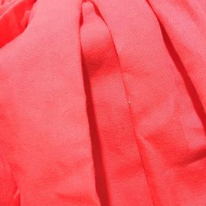 MIUMIU ミュウミュウ コットン スカート ボトムス ミニスカート レッド系 レディース 【中古】|reference|04