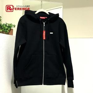 Supreme シュプリーム 18AW Reflective Small Box Zip Up Sweatshirt  リフレクティブスモールボックスロゴ パーカー ブラック メンズ  未使用【中古】|reference