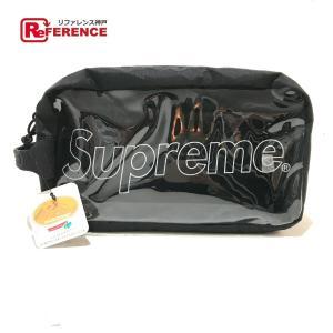 Supreme シュプリーム ユーティリティバック ロゴ ハンドバッグ ブラック メンズ  未使用【中古】|reference