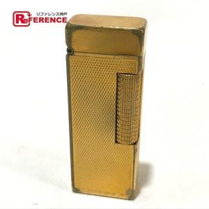 fd060540b5e7 Dunhill ダンヒル ローラガスライター 喫煙具 ライター ゴールド ユニセックス 【中古】