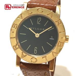 BVLGARI ブルガリ BB26GL ブルガリ・ブルガリ 腕時計 イエローゴールド レディース 【中古】|reference
