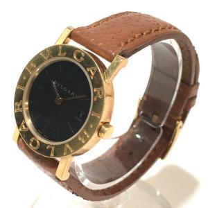 BVLGARI ブルガリ BB26GL ブルガリ・ブルガリ 腕時計 イエローゴールド レディース 【中古】|reference|02