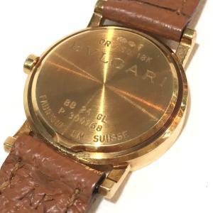 BVLGARI ブルガリ BB26GL ブルガリ・ブルガリ 腕時計 イエローゴールド レディース 【中古】|reference|05