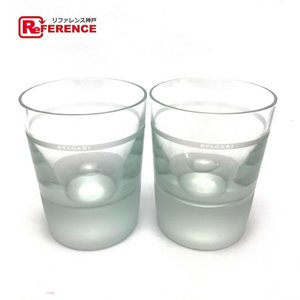 BVLGARI ブルガリ Rosenthal(ローゼンタール) グラス ユニセックス  未使用【中古】 reference