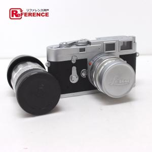 ライカ M3 ボディ レンズ2点セット Leica その他 ブラック 【中古】