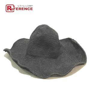 rienda リエンダ ファッション小物 タグ有 帽子 ダークグレー系 レディース 【中古】|reference