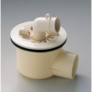 TOTO 洗濯機パン 横引トラップ付き PWP640NRW PJ2008NW|refitreform|02