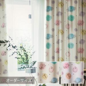 Disney カーテン PRINCESS プリンセス Princess charm / プリンセスチャーム オーダーサイズ (メーカー直送品)|reform-myhome