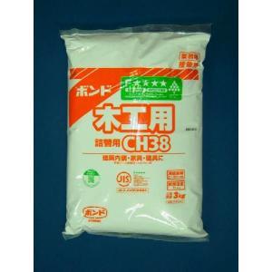 コニシ ボンド 木工用 詰替用CH38  3Kg/袋|reform-ryouhinten