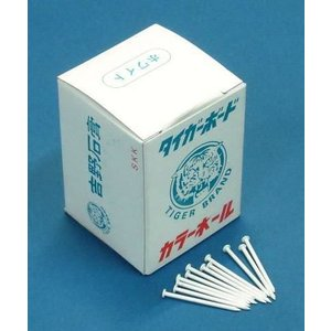 吉野石膏 ボード釘 ホワイト 200g/箱|reform-ryouhinten