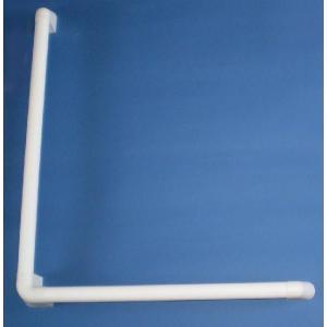 浴室手すり(ソフトハンド) L 型600×600 reform-ryouhinten