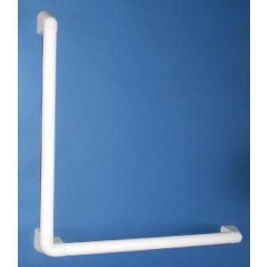 浴室手すり(ソフトハンド) L 型700×600 reform-ryouhinten