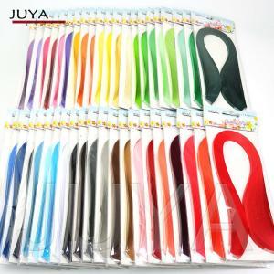 JUYA 3mm クイリングペーパー  単色ペーパー 100本