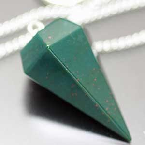 ブラッドストーン・ペンデュラム・ダウジング 天然石|regalo-gemstone|02