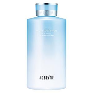 アクセーヌ モイストバランスローション360ml 化粧水  乾きを知らないお肌へ。 角質細胞のすみず...