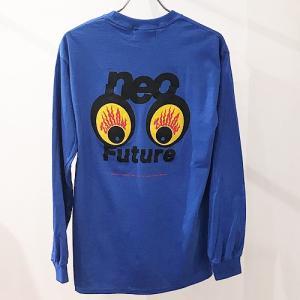 ZUNOW ズノウ  NEO FUTURE long sleeve t-shirts ロンT 長袖 ユニセックス プリントTシャツ unisex メンズ レディース|reggie