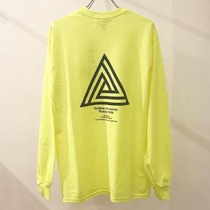 ZUNOW ズノウ  ZUNOW Logo long sleeve t-shirts ロンT ロゴT 長袖 ユニセックス プリントTシャツ unisex メンズ レディース|reggie