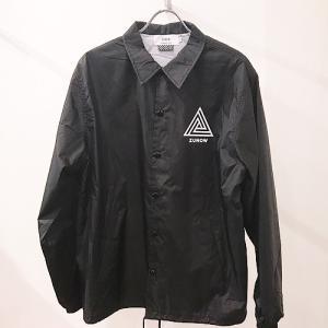 ZUNOW ズノウ Nylon coach jacket