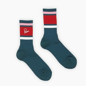 byParra バイパラ crew socks ソックス ハイソックス ロゴソックス メンズ レディース ユニセックス 42180|reggie
