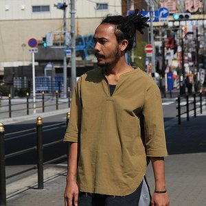 quolt クオルト KEY NECK SHIRTS|reggie