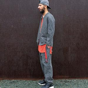 quolt クオルト WALL JACKET WALL PANTS|reggie