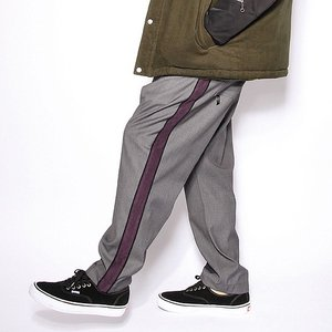 quolt クオルト SIDE LINE PANTS|reggie