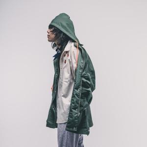 EFFECTEN(エフェクテン) nylon mods coat reggie