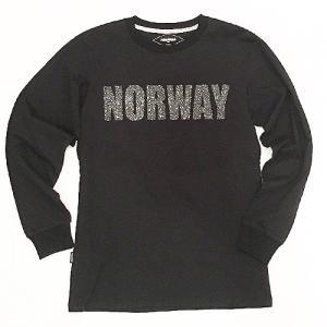 HALFMAN ハーフマン:NORWAY LONGTEE ノルウェイロングティー|reggie