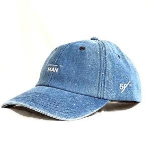 HALFMAN ハーフマン:6パネルCAP|reggie