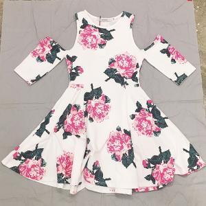 JOYRICH ジョイリッチ:8Bit Floral Dress 8ビットフラワーワンピース|reggie