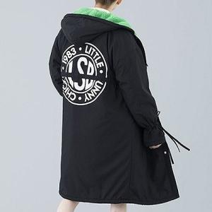 little sunny bite リトルサニーバイト sporty long jacket|reggie