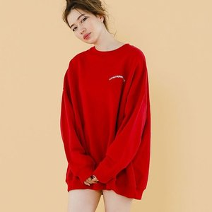 little sunny bite リトルサニーバイト stitched big sweater|reggie