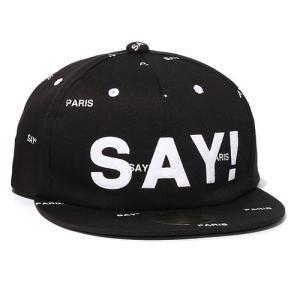 SAY! セイ:BASEBALLCAP