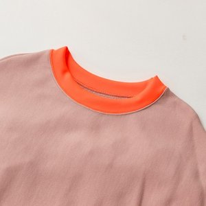 SAY セイ NEON RIB BIG SWEAT|reggie|11