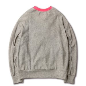SAY セイ NEON RIB BIG SWEAT|reggie|07