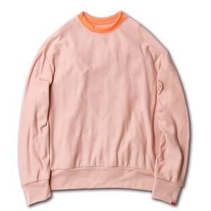 SAY セイ NEON RIB BIG SWEAT|reggie|08