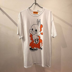 ZUNOW ズノウ Rabbit Tee Reggie 12th ver. simple|reggie