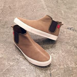 VIRGO(ヴァルゴ):Leather Short Boots(レザーショートブーツ)|reggie